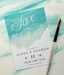 Design Your Own Save The Date Cards Make Your Own Save The Dates With Watercolor And Illustrator