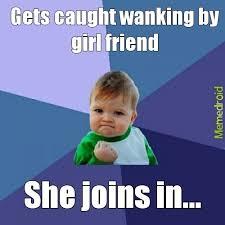 Wanking Memes - 2nd comment better not be wanking meme by god memedroid