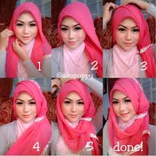 tutorial jilbab segi 4 untuk kebaya tutorial hijab kerudung segi 4 hijab style 6