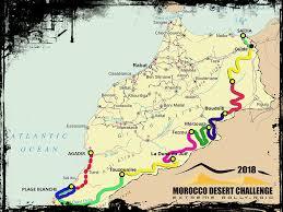 Mdc Map Home Morocco Desert Challenge