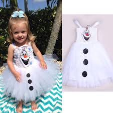 olaf costume aliexpress buy hot snowman olaf costume kids