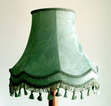 Vintage Table Lamp Shades Vintage Lamp Shade Lamps Inspire Ideas