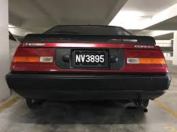 mitsubishi cordia gsr turbo share your ride 1983 mitsubishi cordia garage amino