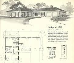 1970s house plans vintagese plans modern ranch floor 1920s for sale old craftsman