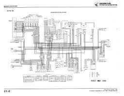 honda vf750f wiring diagram honda wiring diagrams instruction