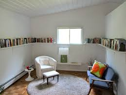 Houzz Library by Horizontal Wrap Around Bookshelves The Home Tome Books Book