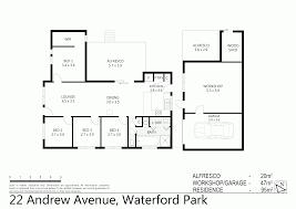 waterford residence floor plan 22 andrew avenue waterford park vic 3658 sold feb 28 2018