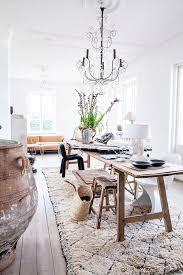 living room scandinavian wool rugs rustic chic living room ideas
