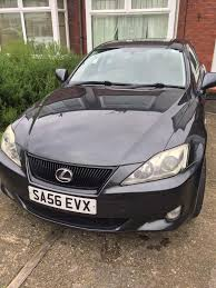lexus parts manchester lexus is 220d fsh hpi clear 2007 top spec in bramhall