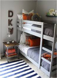 Bunk Bed For Boys Boys Room With Bunk Beds Design Decoration