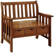 Free Deacon Storage Bench Plans by Deacons Bench Ebay