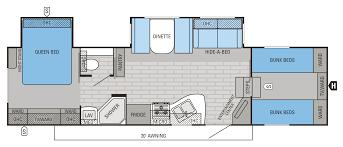 eagle fifth wheel floor plans 2015 eagle ht floorplans prices jayco inc