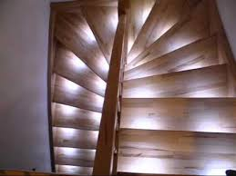 staircase led automatic dimming lights