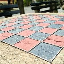 tables in central park central park chess and checkers house 15 photos public art mid