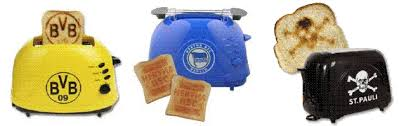 Arsenal Toaster Pies U0027 Christmas Gift Ideas U2013 No 2 The Hannover 96 Toaster Who
