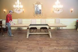 home design delightful trestle table with leaves plans