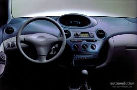 Toyota Platz Interior Toyota Yaris 5 Doors Specs 1999 2000 2001 2002 2003