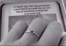 knot promise ring diy styles on knot promise ring promise rings and ring