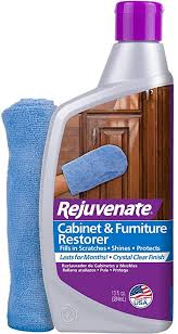 what is the best wood cleaner for cabinets rejuvenate cabinet furniture restorer fills in scratches seals and protects cabinetry furniture wall paneling