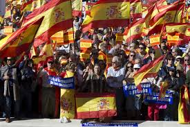 The Spain Flag The Latest Eu Official Says No One Will Recognize Catalonia