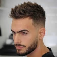 Trendy Frisuren F Kurze Haare by Die Besten 25 Männerfrisuren Ideen Auf