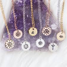 Custom Charm Necklaces Charm Necklaces U2013 Zenned Out