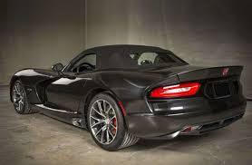 2016 dodge viper 2016 dodge viper convertible price release date top speed