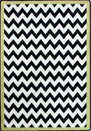 Chevron Print Area Rugs by Milliken Area Rugs Black U0026 White Rugs Vibe Border Citrus Clip