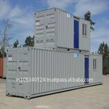Office Storage Containers - mobile storage containers used office trailers for sale portable