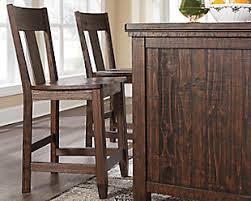 Dining Room Bar Table Bar Stools Ashley Furniture Homestore