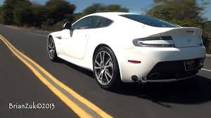 aston martin v8 vantage aston martin v8 vantage with capristo exhaust in action youtube