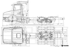 scania blueprints download free blueprint for 3d modeling