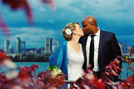drapã e mariage mariage au chalet de la plage parc jean drapeau nancy yves