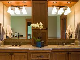granite bathroom sinks hgtv