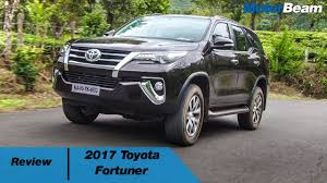 lexus price in india carwale 2017 toyota fortuner review motorbeam youtube