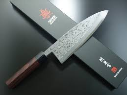 Damascus Kitchen Knives For Sale by 100 Japanese Kitchen Knives Sakai Takayuki 33 Layer Vg10