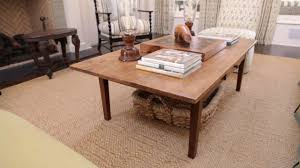 Coffee Table Decorations How To Decorate A Coffee Table Southern Living