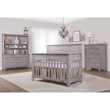 Grey Convertible Cribs Grey 5 In 1 Convertible Crib Santa Fe Rc Willey