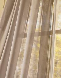 soho voile lightweight sheer curtain panel curtainworks com