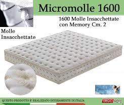 materasso memory molle insacchettate micromolle micro molle molle insacchettate molle indipendenti