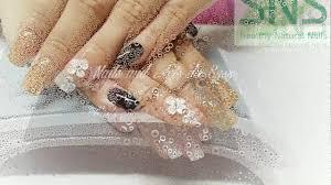 sns nails by nails and arts da susy nail art youtube
