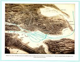 Map Of New York Harbor by New York Harbor Terminals Port Authority Infrastructure Map C