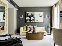 Parisian Living Room by Luxury Hotel Paris U2013 Sofitel Paris Le Faubourg