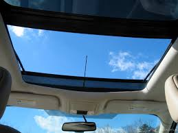 nissan quest sunroof the 2007 ford edge let the sunshine in