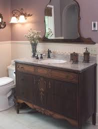 diy dresser to vanity