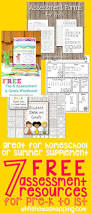 93 best preschool u0026 kinder assessments images on pinterest early