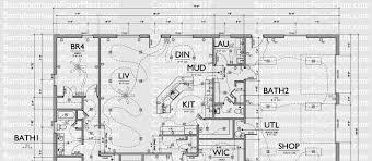 Shop With Living Quarters Floor Plans Metal Barn With Living Quarters Floor Plans Floor Decoration