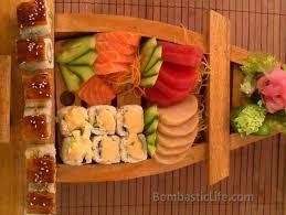 shogun japanese cuisine sushi boat at shogun japanese restaurant and lounge kuwait
