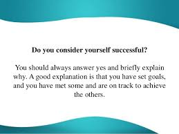tell me about your dream job interview question answer