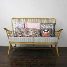 Ercol Armchair Cushions Vintage Ercol Jubilee 2 Seater Sofa Lovely And Company